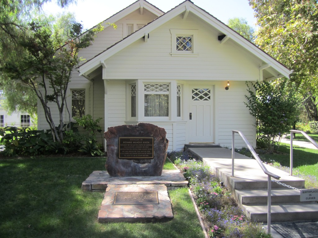 Richard Nixon Birthplace